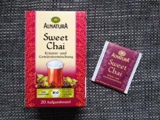 Sweet Chai Tee Von Alnatura Lecker Und Mild