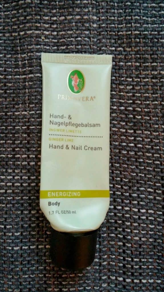 Hand- und Nagelpflegebalsam von Primavera