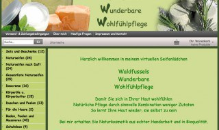 Waldfussel Onlineshop