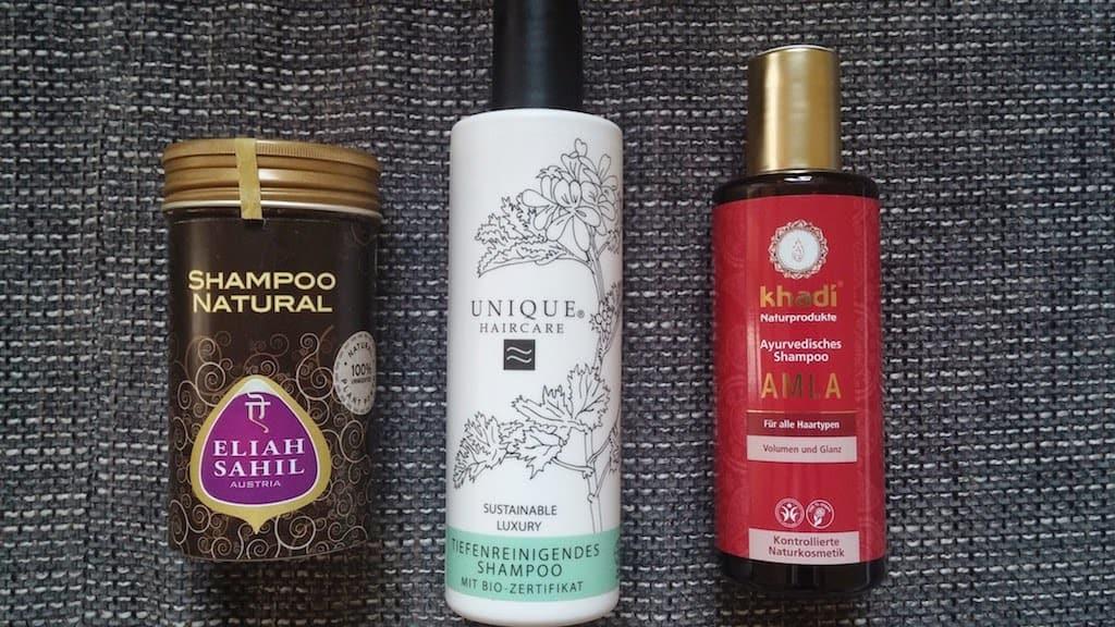 das sind die besten naturkosmetik shampoos. Black Bedroom Furniture Sets. Home Design Ideas