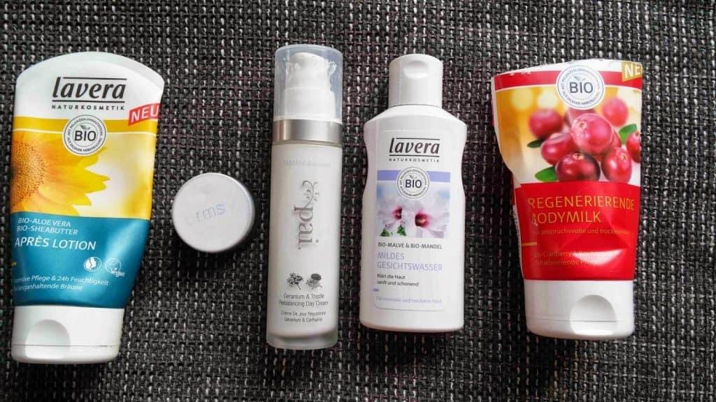 Aufgebraucht Lavera - Pai - RMS Beauty