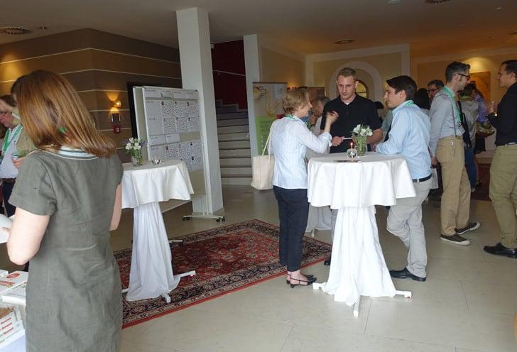 NaturkosmetikCamp 2015 zwischen den Workshops