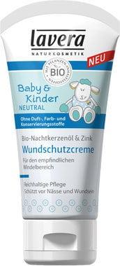 Lavera Baby und Kinder neutral Wundschutzcreme