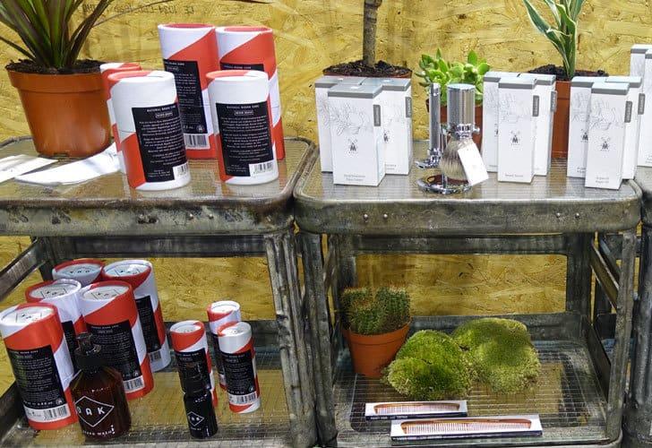 Mühle und Oak Naturkosmetik für Männer