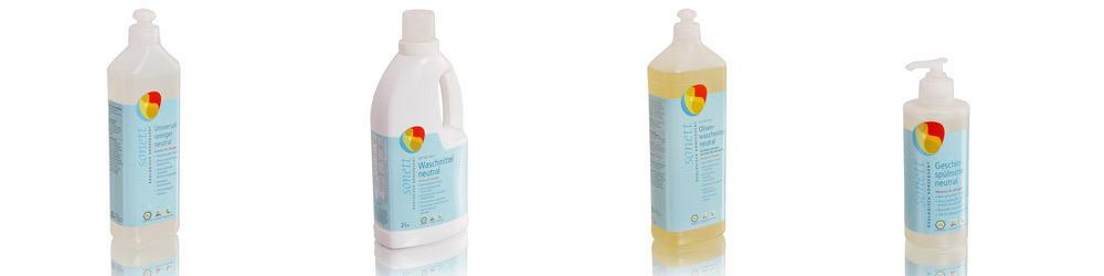 Sonett neutral Produkte sind für Allergiker geeignet
