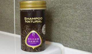 Eliah Sahil Shampoo Natural