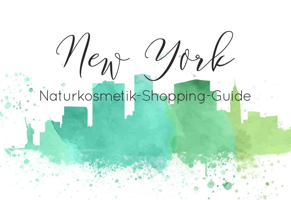 Naturkosmetik New York