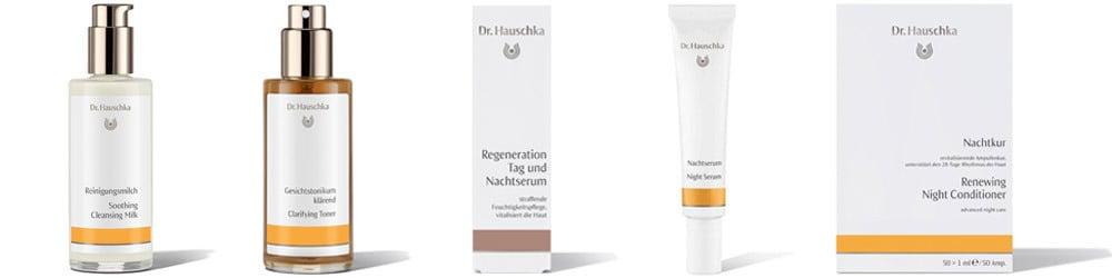 Fettfreie Nachtpflege Dr.Hauschka
