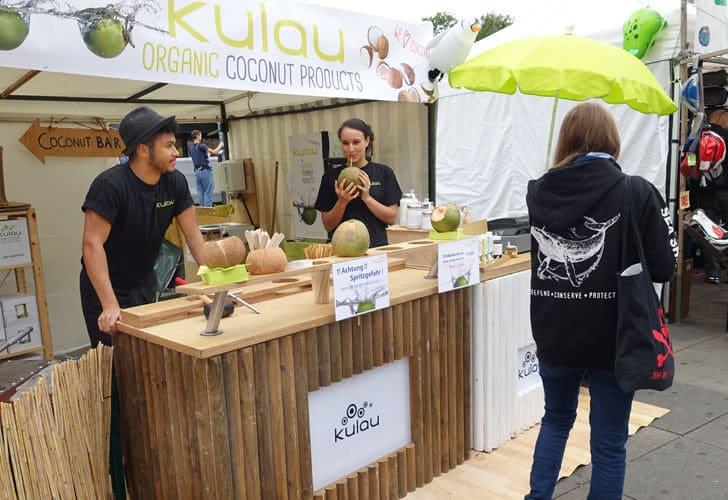 Veganes Sommerfest Kulau