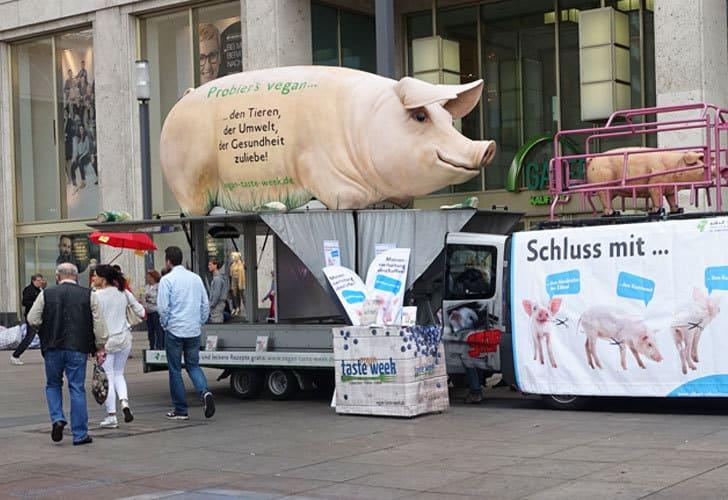 Veganes Sommerfest Berlin 2015