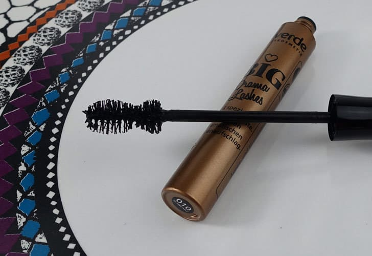 Alverde Big Drama Lashes Mascara