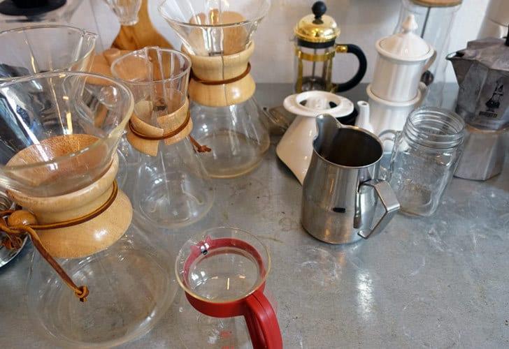 Coffee Circle Chemex