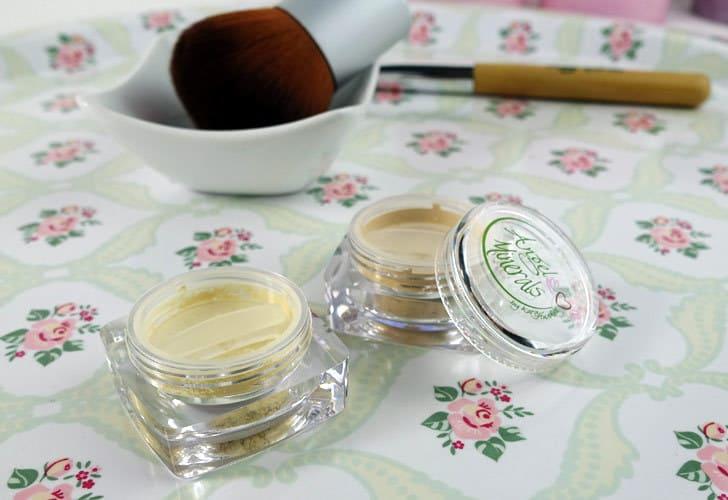 Mineral-Make-up von Angel Minerals