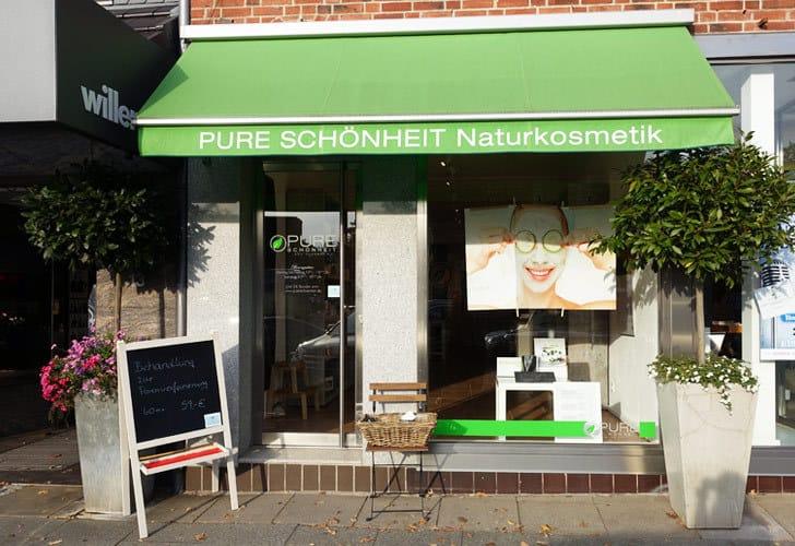 Naturkosmetik Hamburg – Pure Schönheit Naturkosmetik Fachgeschäft