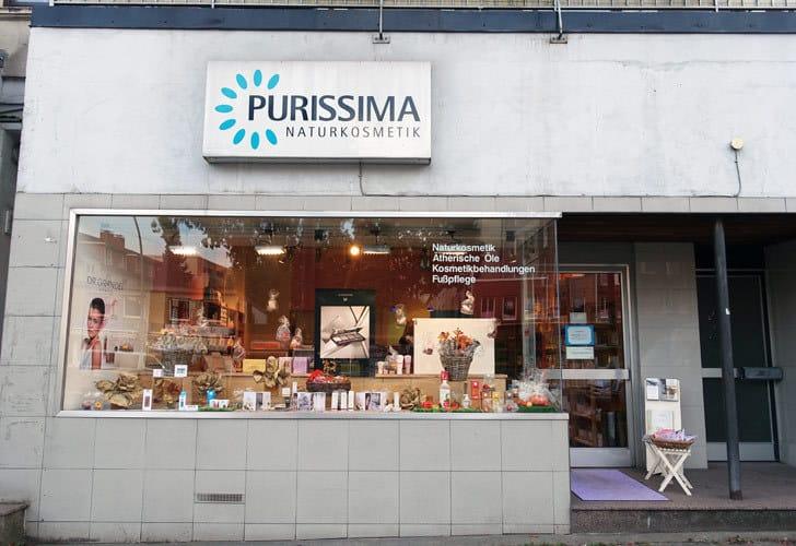 Naturkosmetik Hamburg – Purissima Naturkosmetik Fachgeschäft