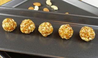 Dattelkonfekt – Basisrezept für rohe Süßigkeiten