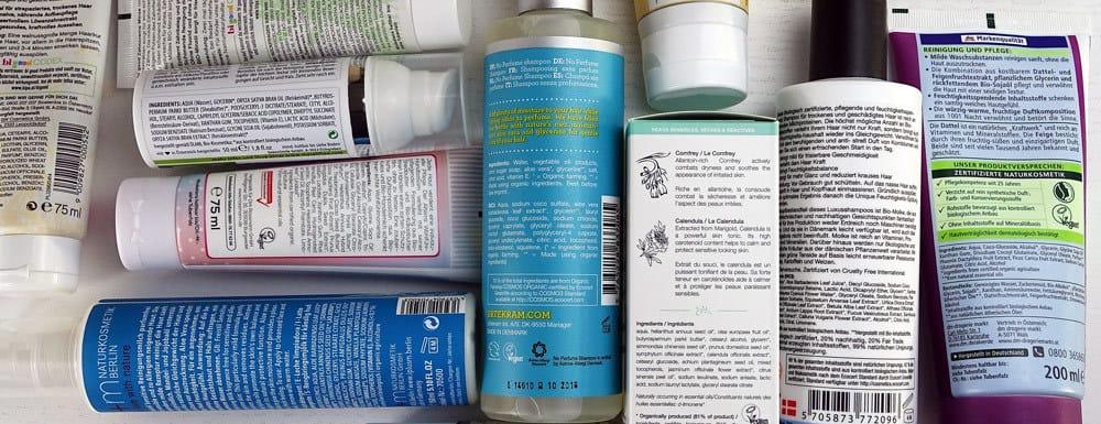Inci Kosmetik Inhaltsstoffe