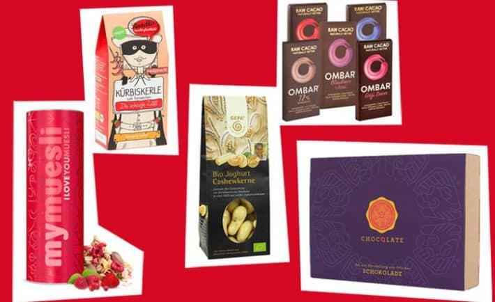 Bio-Schokolade zum Valentinstag