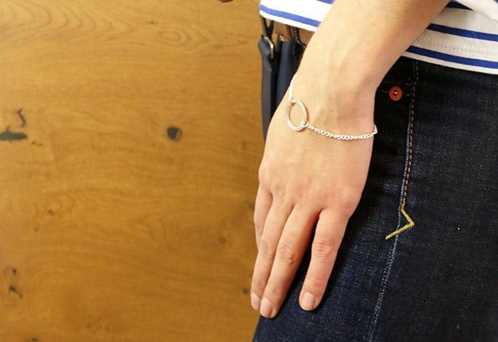 Fair Fashion Armband Made