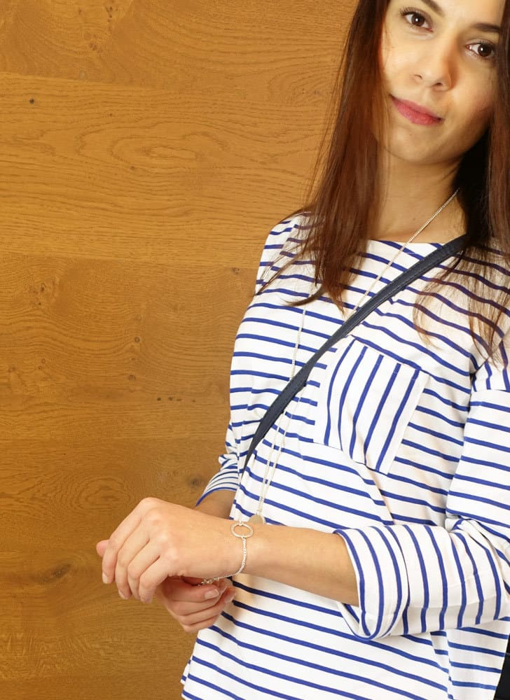 Fair Fashion Outfit People Tree Stripes