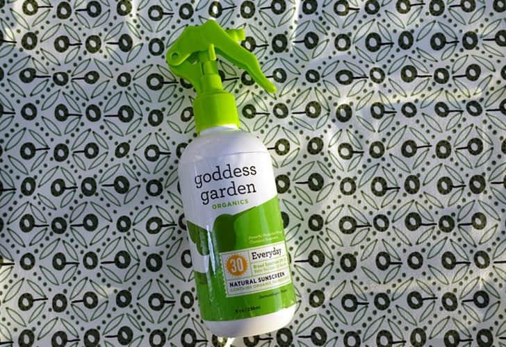 Goddess Garden Everyday Natural Sunscreen SPF 30
