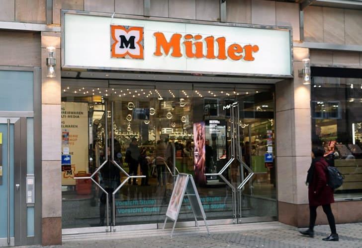 Müller Drogerie Naturkosmetik Nürnberg