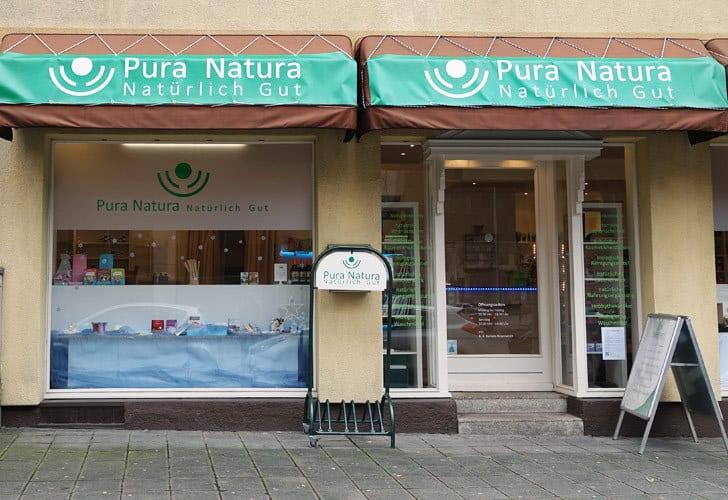 Pura Natura Nürnberg Naturkosmetik