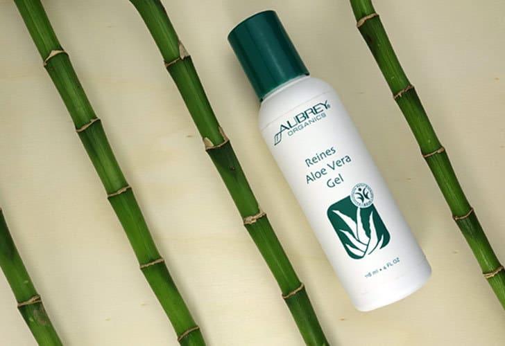 Aubrey Organics Aloe-Vera-Gel