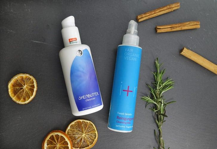 Naturkosmetik Reinigungsmilch ohne Duftstoffe