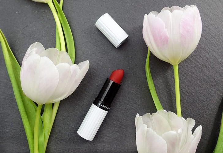Und Gretel Lippenstift Tagarot dahlia Naturkosmetik