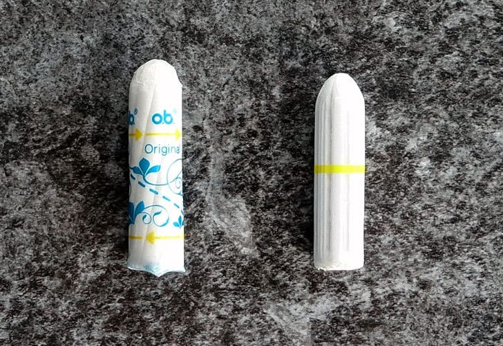 Bio-Tampons im Vergleich Ob und Organique