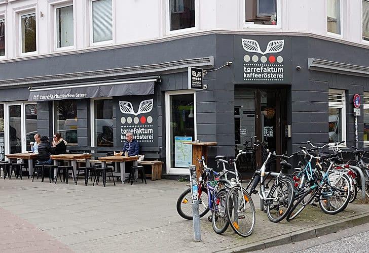 Torrefaktum Bio-Kaffee in Hamburg Altona