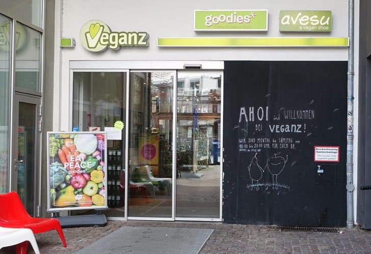 Veganz in Hamburg Altona