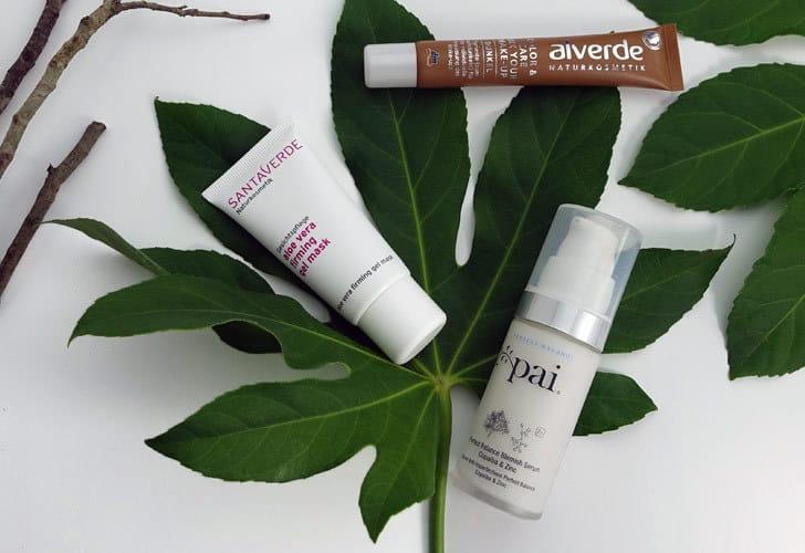 Santaverde firming gel mask alverde mix pai skincare serum
