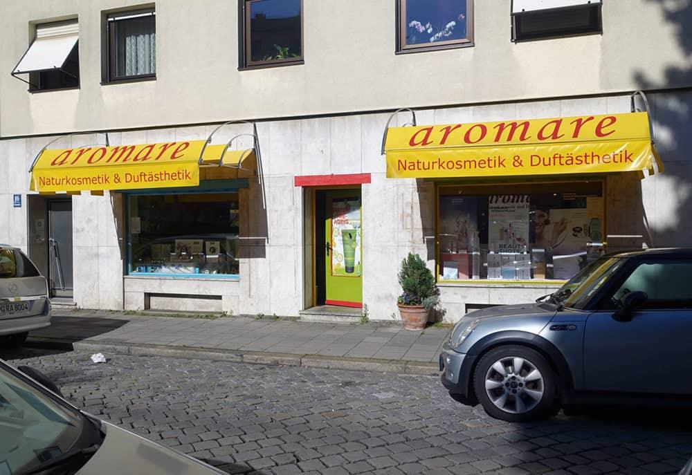 Aromare Naturkosmetik München