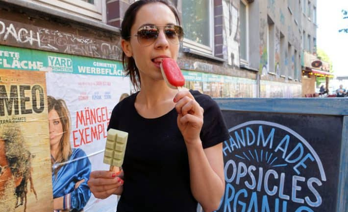 Bio-Eis Berlin California Pops
