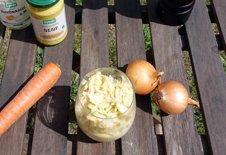 selbstgerechter Coleslaw – Rezept