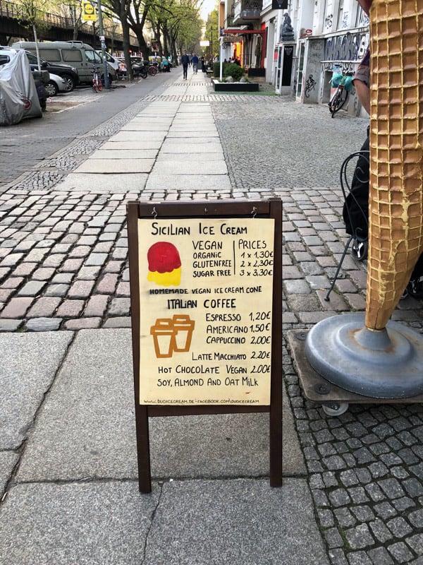 Duo – Sicilian Ice Cream
