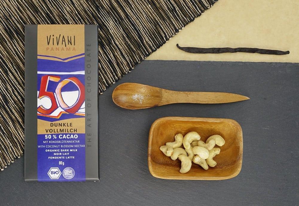 alles ber kokosbl tenzucker rezept f r cashew schokocreme. Black Bedroom Furniture Sets. Home Design Ideas