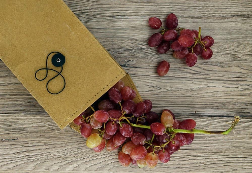 Alternative Verpackungen für Lebensmittel plastikfrei