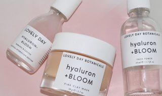 lovely day botanicals – Naturkosmetik mit Hyaluronsäure