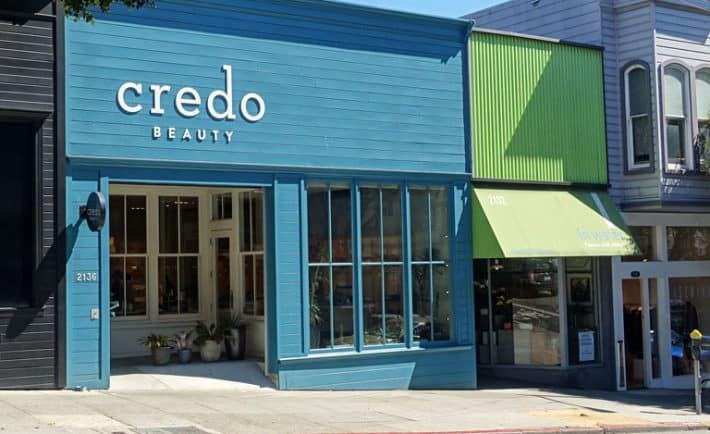 Credo Beauty San Francisco