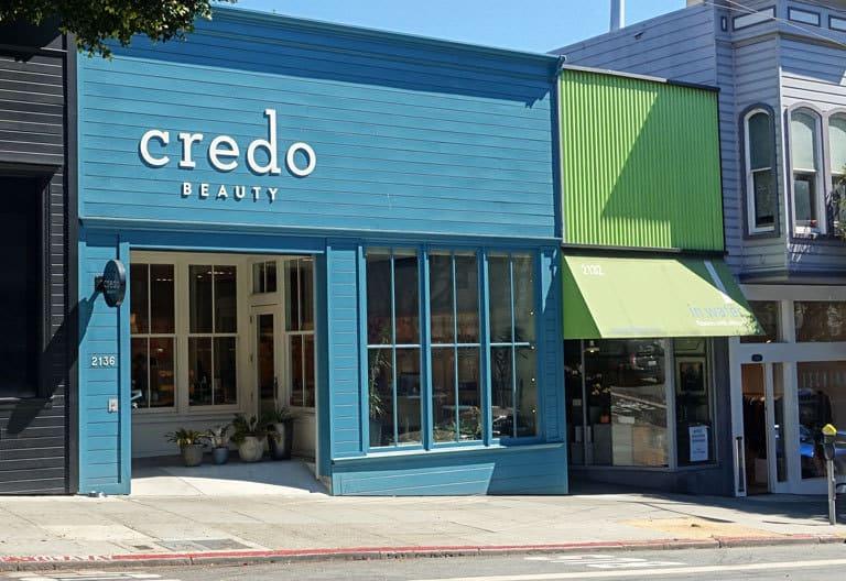 Credo Beauty San Francisco