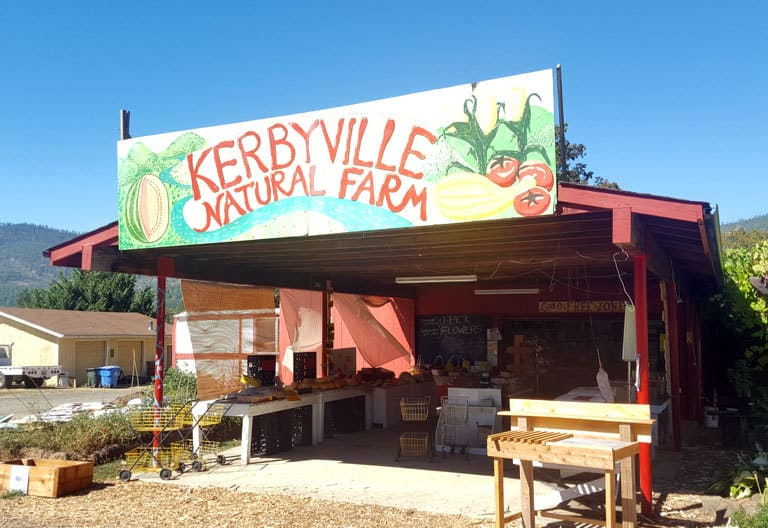 Kerbyville Natural Farm