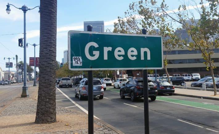 Nachhaltig durch die USA