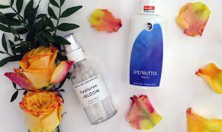 Naturkosmetik Gesichtswasser ohne Alkohol und Duftstoffe