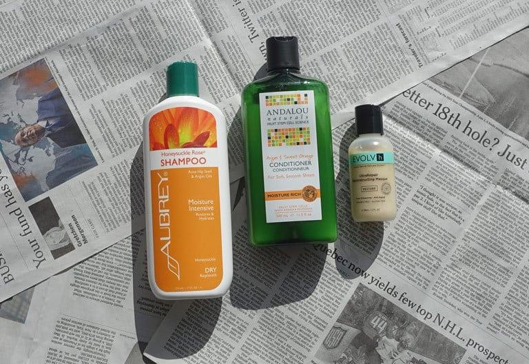 Naturkosmetik-Haul USA: Andalou, Aubrey Organics, Envolvh