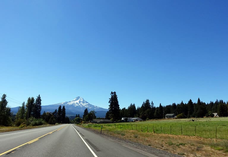 nachhaltiger Road Trip USA