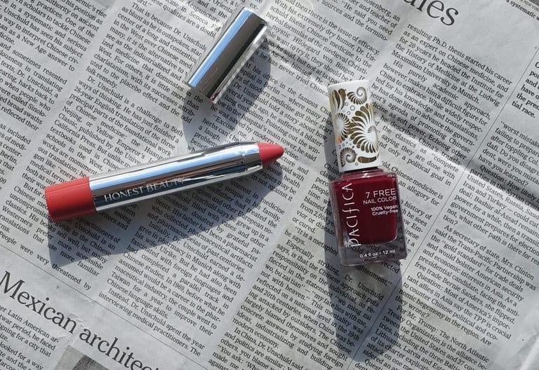 Naturkosmetik-Haul USA: Honest Beauty und Pacifica Nagellack