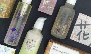 Koreanische Naturkosmetik von Whamisa